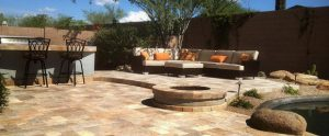 Patio Landscape Design Phoenix