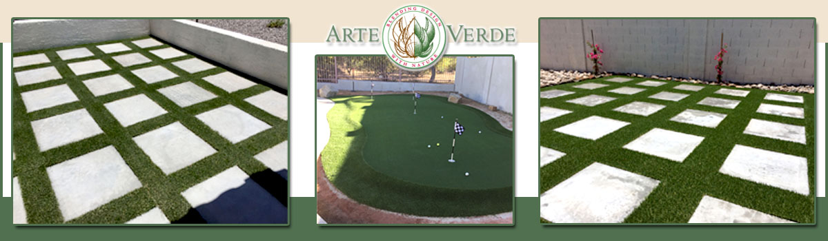 Artificial Grass Scottsdale - Putting Greens Scottsdale, Arizona