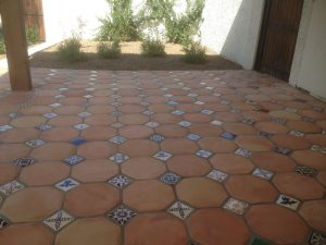 Custom Patio Tile (2)