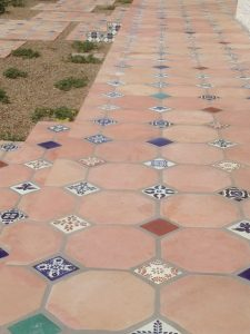 Custom Patio Tile (5)