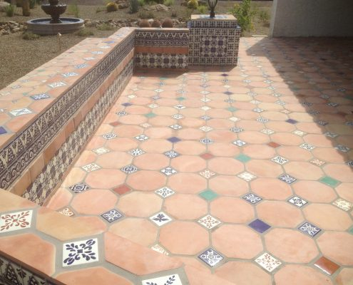 Custom Patio Tile (7)