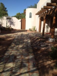 Front Yard Landscape Design Arizona