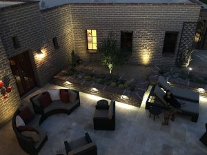 Landscape Lighting Patio
