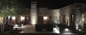 Landscape Lighting Wide