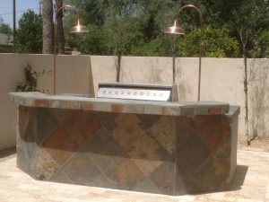 outdoor bbq pit scottsdale