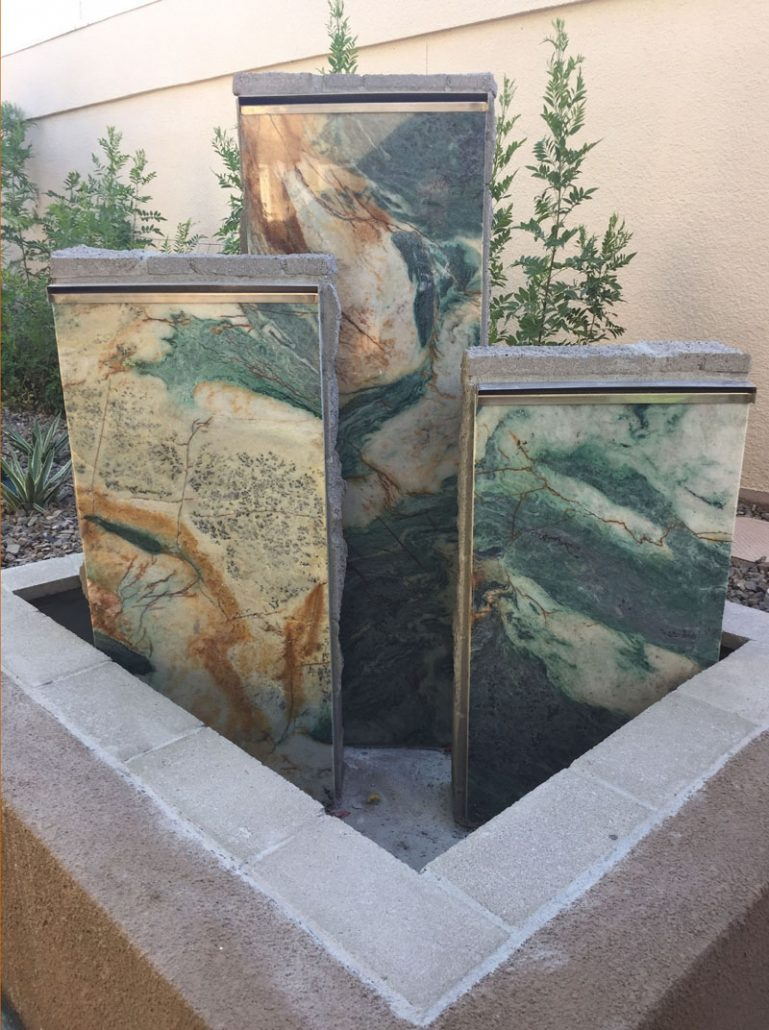 Custom Water Feature 3