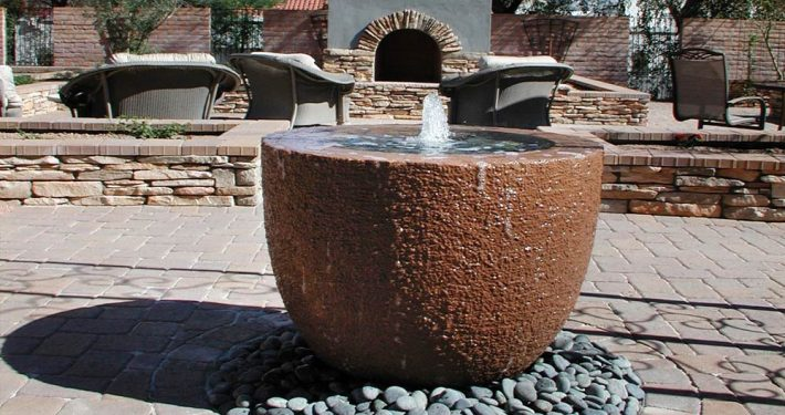 Custom Water Fountain
