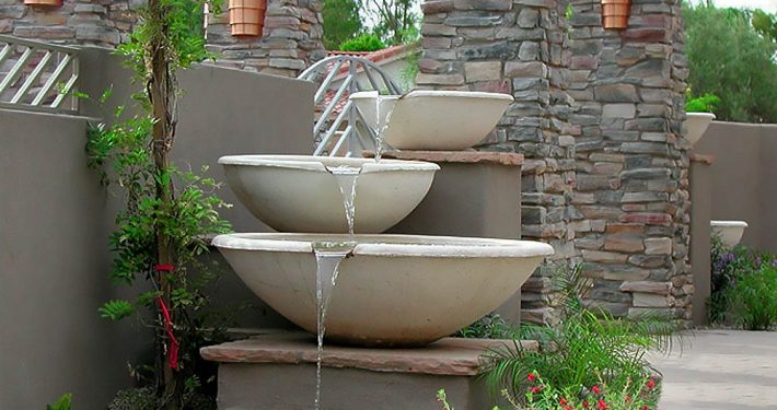Custom Waterfall