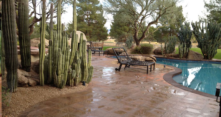 Patio Design Scottsdale