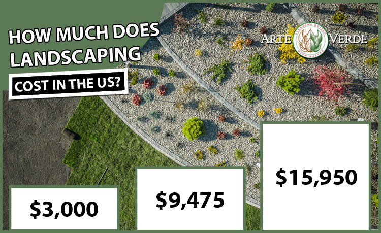 Landscaping Cost 2020 Average Prices Arte Verde